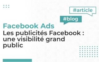 Article Facebook Ads